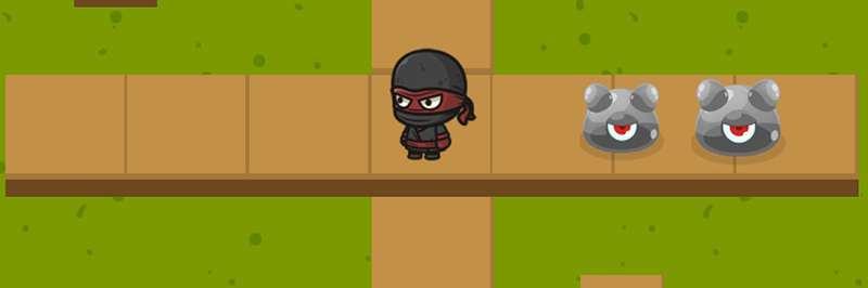 Ninja's counterattack