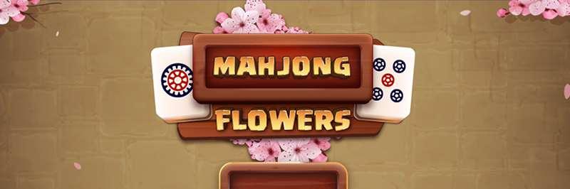 Cherry blossom mahjong
