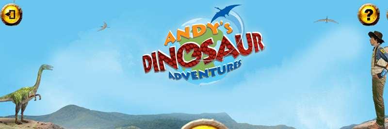 Eddie's Dinosaur Adventure