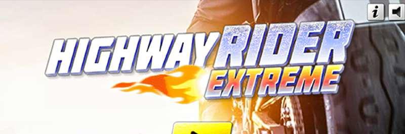 Freeway rider invincible version