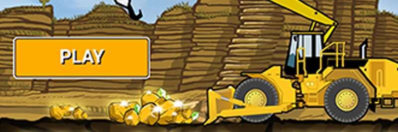 Gold miner excavator