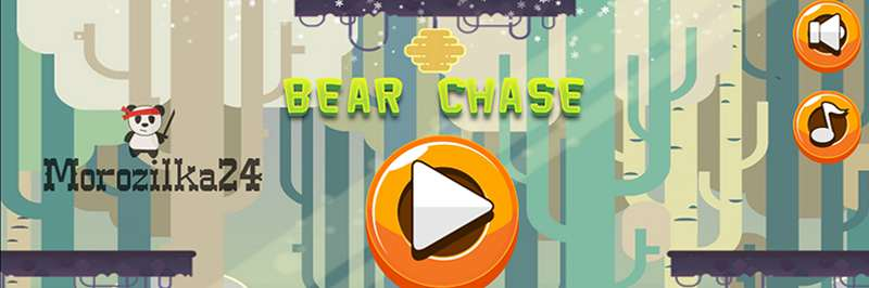 Panda chase