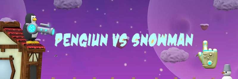 Penguin Wars Snowman