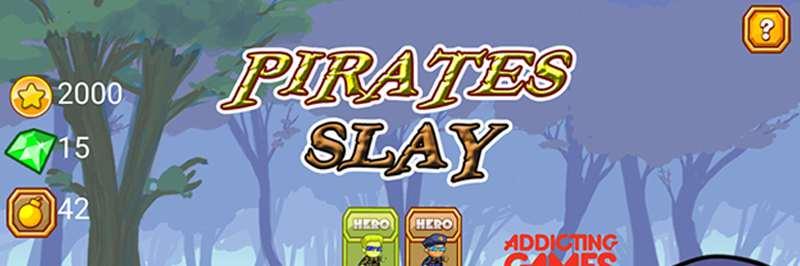 Pirate kill