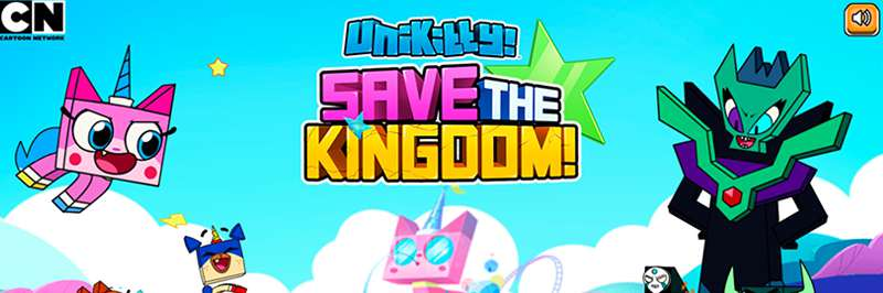 Save the happy kingdom