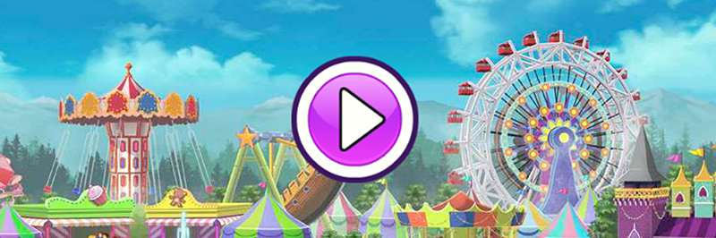 Thrilling roller coaster 4